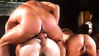 Royal orgy with huge-chested ultra-cutie Sarah Youthfull