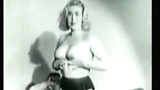 Utterly Uncommon 1953 Stag Film