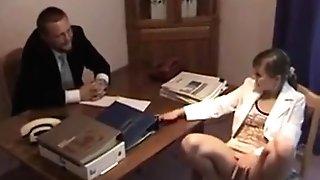 Teenager Fucks Educator