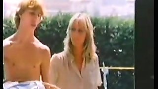 Hot 70's Mummy Fucks Neighbor Boy