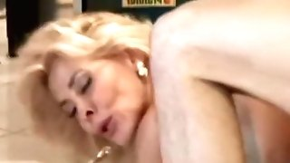 Milly D'abraccio_vintage Italian Cougar Dual Intrusion Compilation