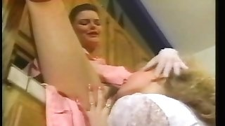 80's Antique Lesbos Pornography two