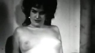 Erotic Nudes 548 50's And 60's - Scene 1