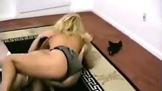 Antique Blonde Female Dominance Mixed Grappling