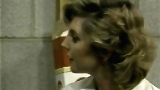 Misty Regan, Herschel Savage, Tom Byron in old-school xxx vid