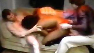 Retro Pornography Jerry Davis Belt Dick Rectal Threesome
