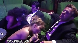Antique Orgy In The Night Club