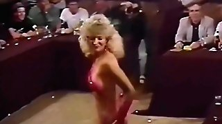 California Chick Bathing Suit Contest 1990's