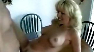 Raquel Devonshire Fucked On The Table And Eating Sperm