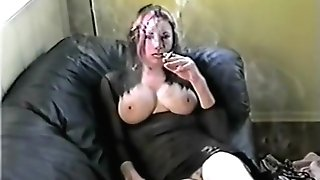Best First-timer Big Tits, Smoking Xxx Movie