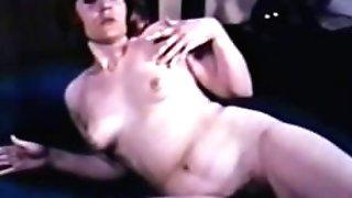 Glamour Nudes 593 1960's - Scene four