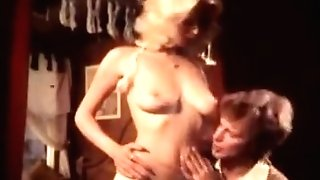Exotic Retro Fuck-fest Scene From The Golden Time