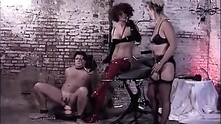 Dutch Jean Pierre Ensues His Mistress Orders