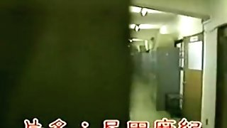 Japanese Professor And Student Have A Hidden Affair