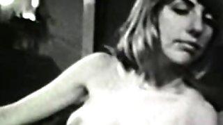 Erotic Nudes 637 1960's - Scene four